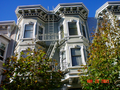 Italianate Victorian Painted Lady in San Francisco, California