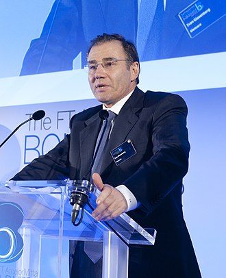 History of the Jews in South Africa - Ivan Glasenberg, CEO of Glencore