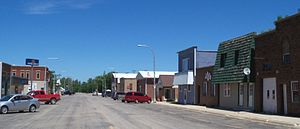 Lincoln County, Minnesota - Image: Ivanhoe MN 1