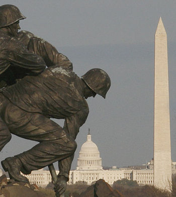 Iwo Jima Memorial and D.C. monuments.jpg