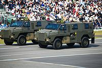 JGSDF Bushmaster Protected Mobility Vehicle 20161023.jpg