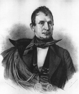 John McCracken Robinson - Image: JM Robinson Senator