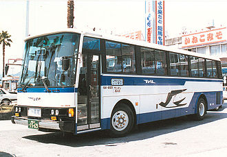 Japanese National Railways - JNR Bus