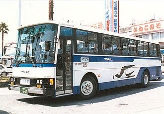 Japanese National Railways - JNR Bus