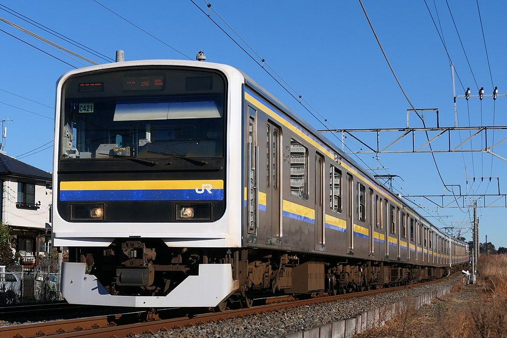 2100番台 (C421編成 2021年1月9日)