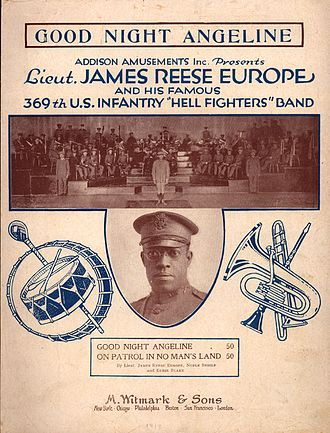 James Reese Europe - James Reese Europe sheet music in the Library of Congress collections.