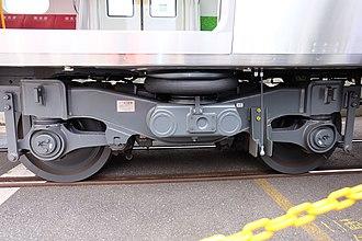 E235 series - Image: J Reast E235 DT80