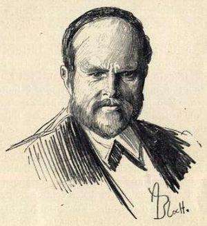 Andreas Bloch - Image: Jacob Breda Bull by Bloch