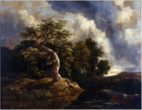 Jacob van Ruisdael - The Gnarled Oak.png
