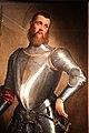 Jacopo bassano, ritratto di gentiluomo in armatura, 03.JPG