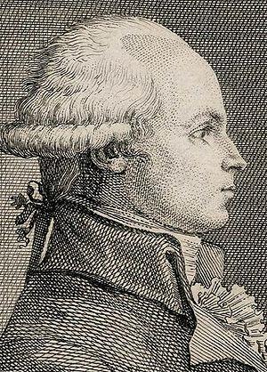 Jacques Defermon des Chapelieres - Jacques Defermon des Chapelieres, circa 1789