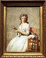 Jacques-louis david, madame de pastoret e suo figlio, 1791-92.jpg