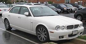 Jaguar XJ8    09 26 2009