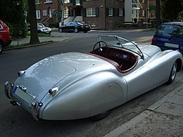 Jaguar XK120 back.jpg