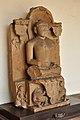 Jain Tirthankar Parshwanath - 1014 CE - Kagarol - ACCN 40-2874 - Government Museum - Mathura 2013-02-23 5077.JPG
