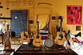 Jam-time - string instruments - metal and thread, Asheville, North Carolina (2014-08-25 19.31.14 by denise carbonell).jpg