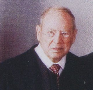 James Martin Fitzgerald American judge