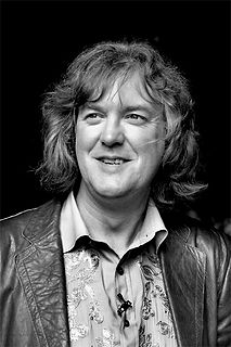 James May English television presenter and journalist