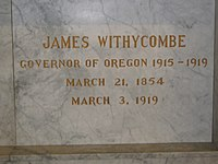 James Withycombe Crypt.JPG