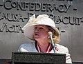 Jamie Likins UDC - Confederate Memorial Day - Arlington National Cemetery - 2014.jpg