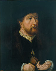 Portrait of Henry III, Count of Nassau