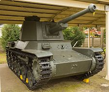Tanks in the Japanese Army - Wikipedia