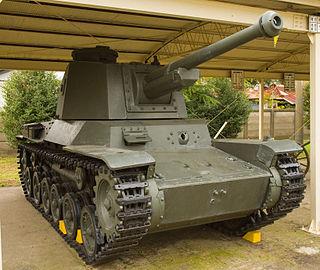 Type 3 Chi-Nu medium tank medium tank