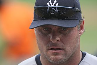 Jason Giambi - Giambi with the New York Yankees