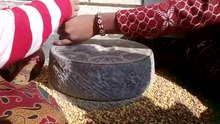 File:Jato An ancient tool used to grind food item in Nepal.ogv