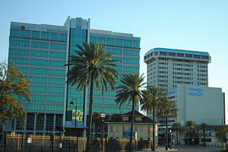 EverBank - Corporate headquarters in the Brooklyn area of Downtown Jacksonville