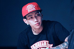 Jay Park at R-16 Korea.jpg