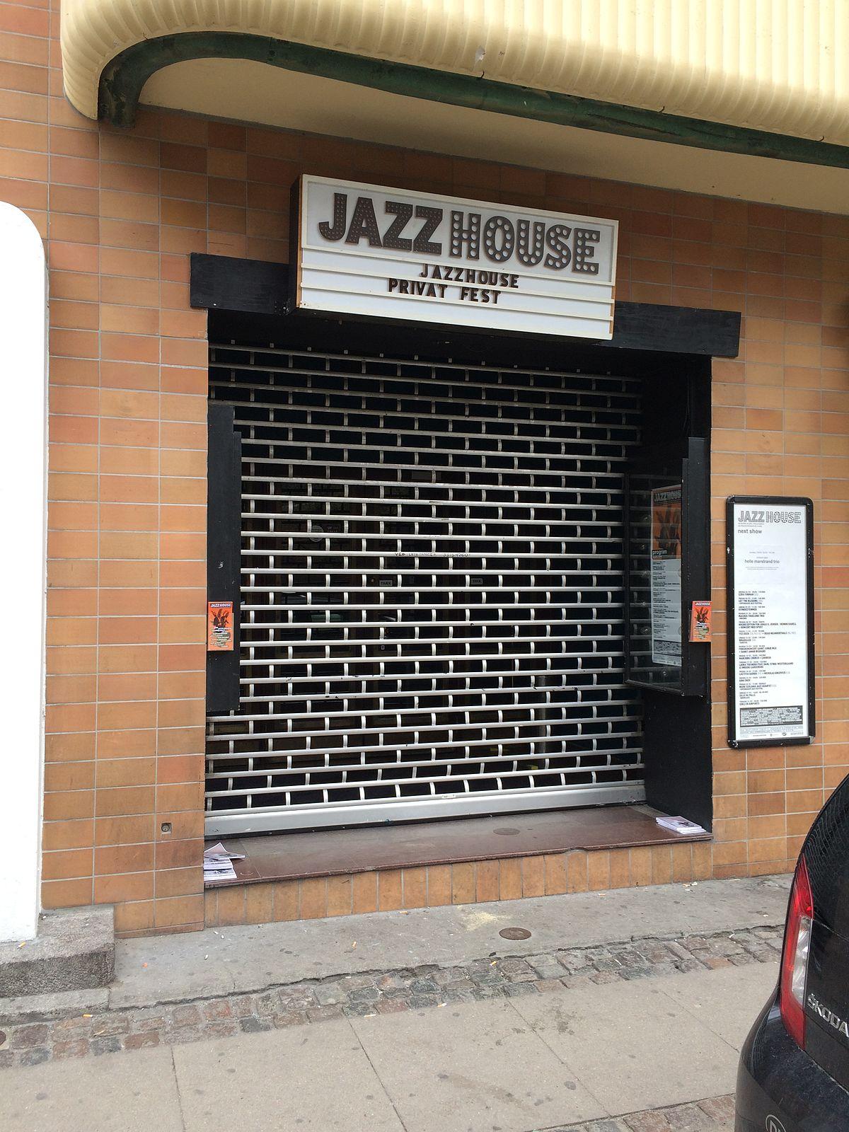 Copenhagen Jazzhouse Wikipedia Den Frie Encyklop Di