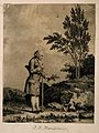 Jean-Jacques Rousseau. Line engraving. Wellcome V0005116.jpg