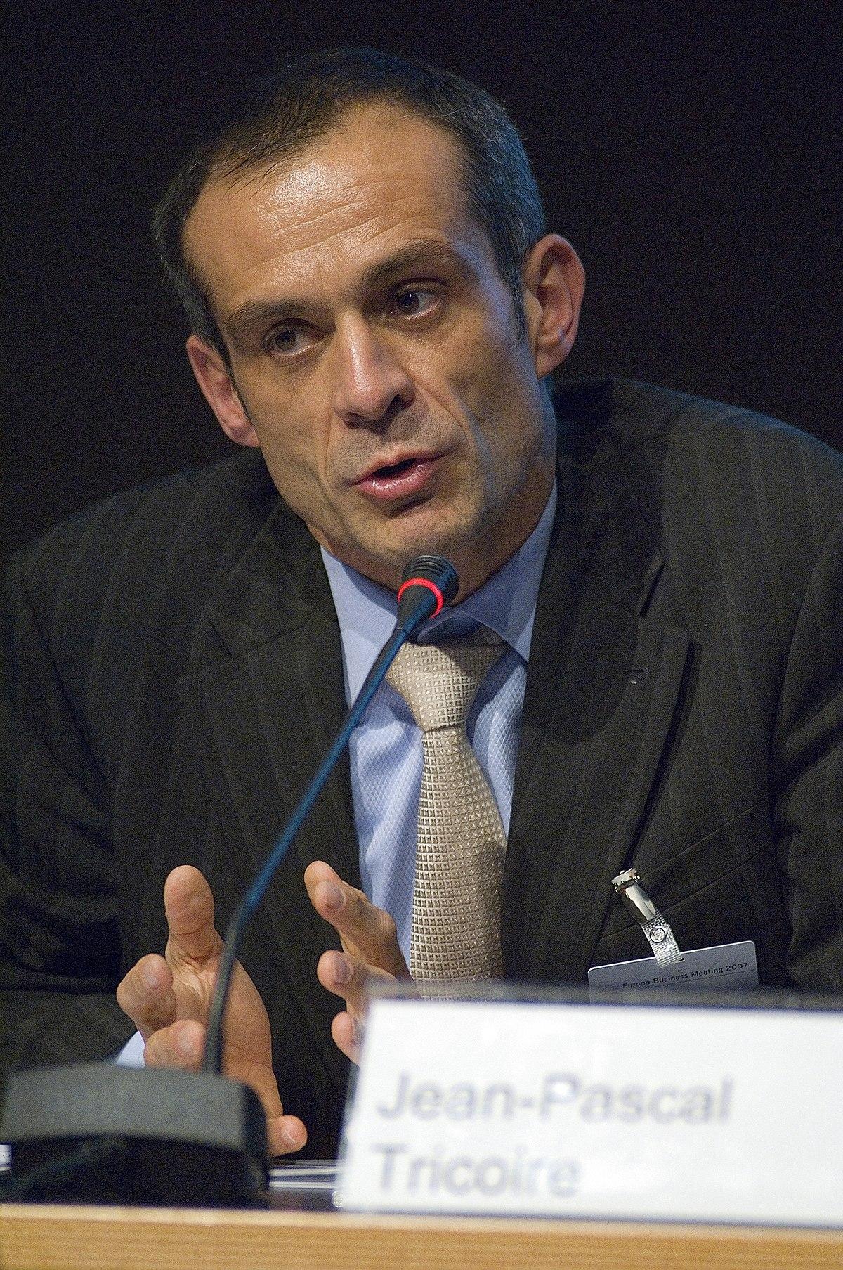 Jean-Pascal Tricoire - Wikipedia