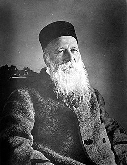"""Henry Dunant, author of """"A Memory of Solferino""""."""