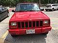 Jeep Cherokee (XJ) Limited red Gateway Arch 5.jpg