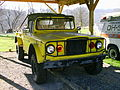 Jeep ex-military WV fire truck yellow-ext.jpg