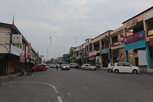 Jerantut District - Jerantut Town
