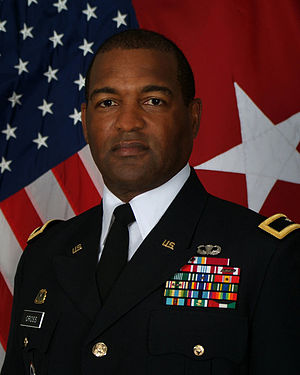 Jesse Cross - Brigadier General Jesse Cross 50th Quartermaster General of the United States Army