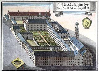 Jesuit College of Ingolstadt