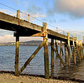 Jetty, Holywood Yacht Club - geograph.org.uk - 989992.jpg