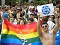 Jews at the Twin Cities Pride Parade 2011 (5873842603).jpg