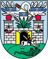 Coat of arms of Jiřetín pod Jedlovou