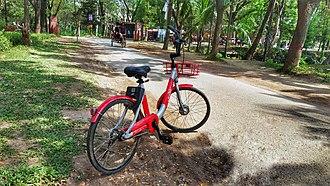 JoBike - Image: Jo Bike Bicycle in Jahangirnagar University 2019 03 16 (1)