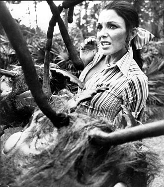 Empire of the Ants (film) - Joan Collins in the movie