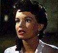 Joan Evans in Column South trailer.jpg