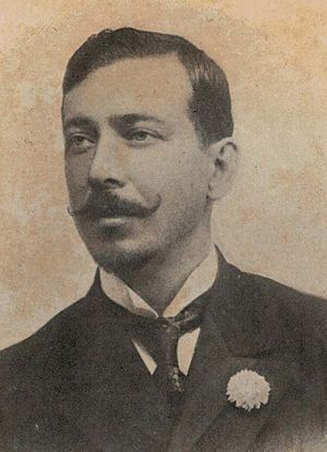 Osório Duque-Estrada - A photograph of Duque-Estrada