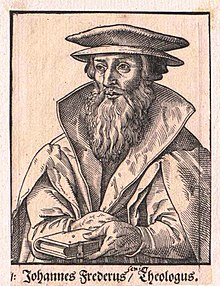 Johannes Freder (der Ältere) (Quelle: Wikimedia)