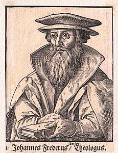 Johannes Freder
