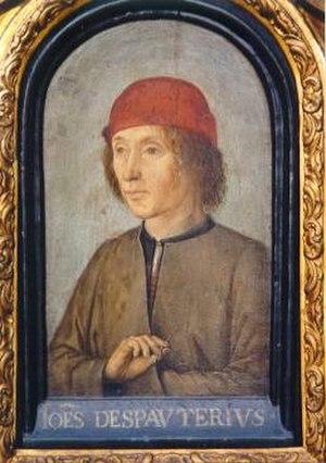Johannes Despauterius - Johannes Despauterius.
